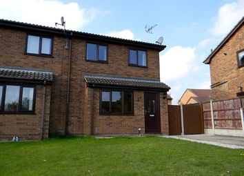 Thumbnail 3 bed semi-detached house to rent in Aspen Close, Connahs Quay, Deeside