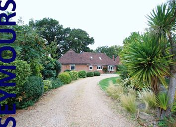 Thumbnail 4 bed detached bungalow for sale in Mead Close, Mead Road, Cranleigh