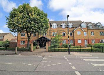 Thumbnail 1 bed flat for sale in Longdon Court, Romford