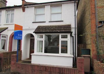 Thumbnail 3 bed end terrace house to rent in Hallmead Road, Sutton