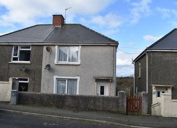 Thumbnail 3 bed semi-detached house to rent in Precelly Place, Milford Haven