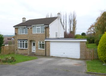 Thumbnail 4 bed detached house for sale in The Rowans, Baildon
