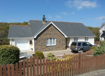 Thumbnail 3 bed detached bungalow for sale in Blaenwern, Cribyn, Lampeter, Ceredigion