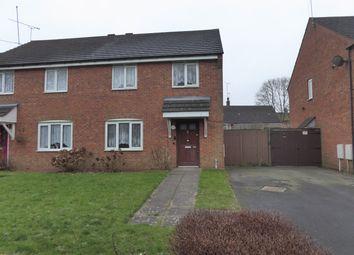 Thumbnail 3 bed semi-detached house for sale in Merritts Brook Lane, Northfield, Birmingham