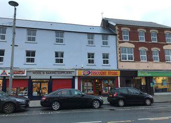 Thumbnail 1 bedroom flat to rent in Flat 2, 12 - 16 Commercial Street, Maesteg, Bridgend.