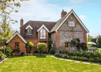 Thumbnail 5 bedroom detached house for sale in Silkstead Lane, Hursley, Winchester, Hampshire