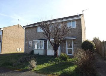Thumbnail 3 bed semi-detached house for sale in St Georges Walk, Eastergate, Chichester, West Sussex