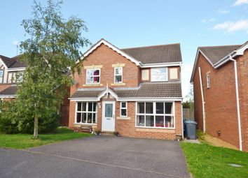 Thumbnail 4 bedroom detached house for sale in Skylark Close, Bingham