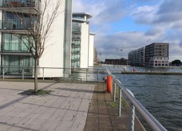 Thumbnail 1 bed flat to rent in The Galley, 3 Basin Approach, Gallion Reach
