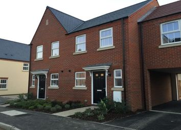 Thumbnail 2 bed terraced house to rent in Frankel Way, Biggleswade