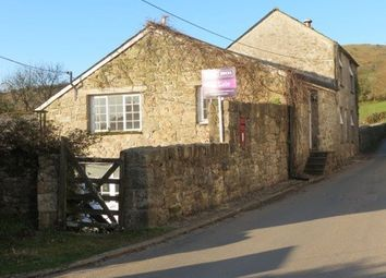 Thumbnail 3 bed cottage for sale in Henwood, Liskeard