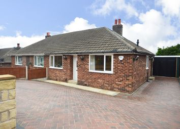 Thumbnail 1 bed semi-detached bungalow for sale in Orchard Road, Kirkheaton, Huddersfield