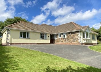 Thumbnail 5 bed bungalow for sale in Trelights, Port Isaac