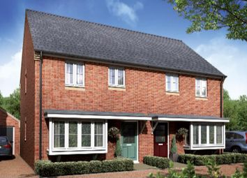 Thumbnail 3 bedroom semi-detached house to rent in Vestry Close, Thorney, Peterborough