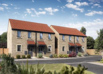 "Thumbnail 2 bed semi-detached house for sale in ""The Morden"" at Warminster Road, Frome"