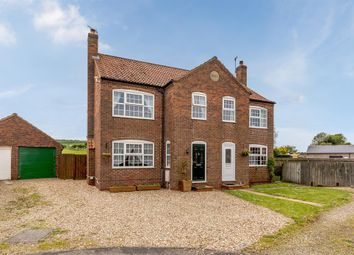 Thumbnail 3 bed semi-detached house for sale in Middlefield Close, Weaverthorpe, Malton
