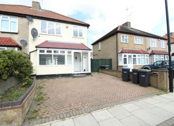 Thumbnail 3 bed semi-detached house to rent in Carterhatch Road, Enfied