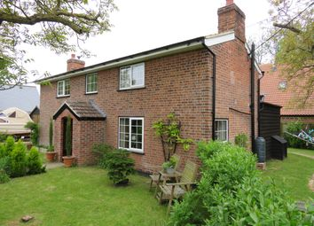 Thumbnail 2 bed detached house for sale in Mill Road, Worlingworth, Woodbridge