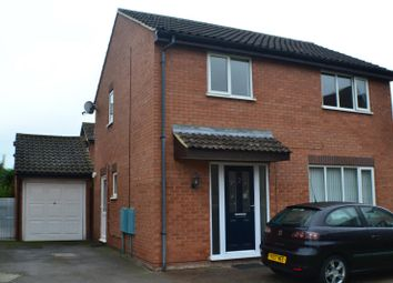 Thumbnail 3 bedroom detached house to rent in Banbury Close, Northampton