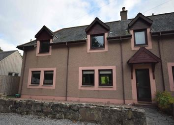Thumbnail 3 bed semi-detached house to rent in Castlehill Cottages, Inshes, Inverness