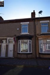 Thumbnail 3 bed terraced house for sale in Surrey Street, Middlesbrough