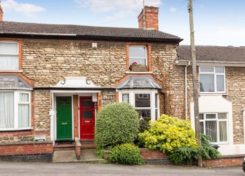 Thumbnail 2 bedroom terraced house to rent in Harborough Road, Rushden