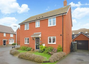 Thumbnail 3 bed detached house for sale in Vesta Grove, Leighton Buzzard