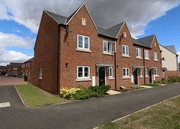 Thumbnail 4 bed end terrace house for sale in Bourne End, Upper Heyford, Bicester, Oxfordshire