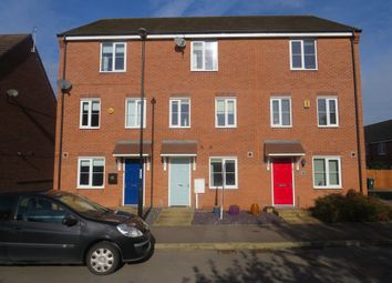 Thumbnail 4 bedroom terraced house for sale in Summerhill Lane, Bannerbrook Park, Coventry