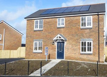 Thumbnail 4 bed detached house for sale in Plot 2, Colonel Road, Ammanford