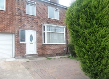 Thumbnail 4 bed semi-detached house to rent in 47 Vernon Road, Broom, Rotherham