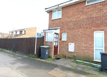 Thumbnail 1 bed property to rent in Dunsmore Road, Luton