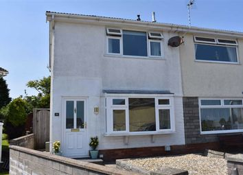 Thumbnail 2 bed semi-detached house for sale in Croftfield Cresent, Newton, Swansea