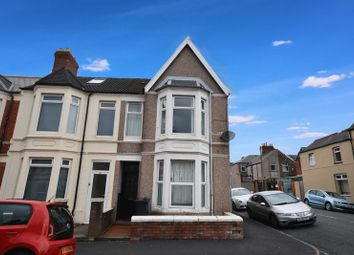 Thumbnail 1 bedroom flat to rent in Dogfield Street, Roath, Cardiff