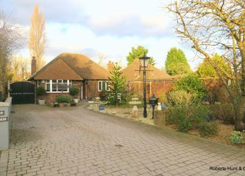 Thumbnail Detached bungalow for sale in Acacia Road, Staines
