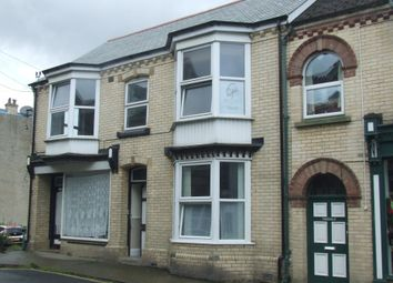 Thumbnail 3 bed flat to rent in High Street, Combe Martin, Ilfracombe
