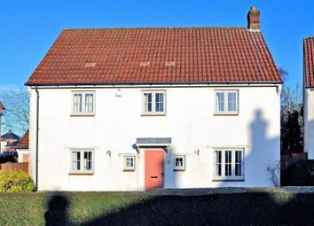 Thumbnail 4 bed detached house for sale in 14 Lovage Way, Mere, Wiltshire