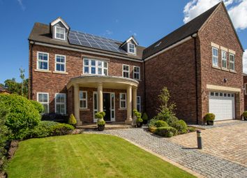 Thumbnail 6 bed detached house for sale in Kenton Avenue, Gosforth, Newcastle Upon Tyne