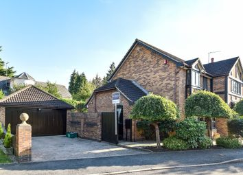 Thumbnail 4 bed detached house for sale in Woodgate Close, Charlton Kings, Cheltenham