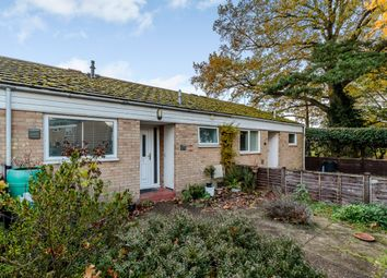 Thumbnail 1 bedroom bungalow for sale in Rought Avenue, Brandon, Suffolk