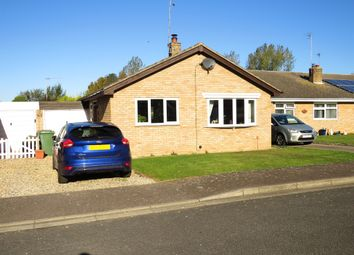 Thumbnail 2 bed bungalow for sale in Fen View, Christchurch, Wisbech