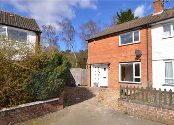 Thumbnail 3 bed end terrace house for sale in Mitcham Road, Camberley, Surrey