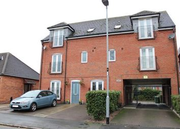 Thumbnail 2 bed flat for sale in St. Peters Street, Syston, Leicester, Leicestershire