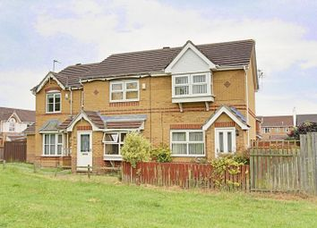 Thumbnail 2 bedroom terraced house for sale in Harlequin Drive, Kingswood, Hull