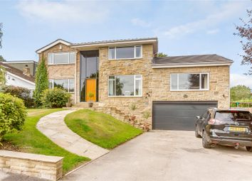 Thumbnail 4 bed detached house for sale in Bingley Bank, Bardsey