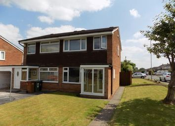 Thumbnail 3 bed semi-detached house for sale in Lowlands Avenue, Sutton Coldfield, West Midlands