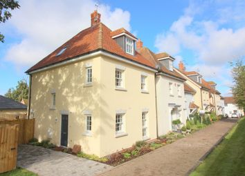 Thumbnail 4 bed detached house for sale in Burgage Mews, Alresford