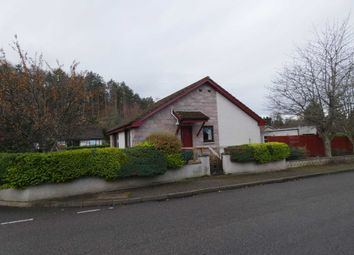 Thumbnail Detached bungalow for sale in 2 Woodside Park, Forres