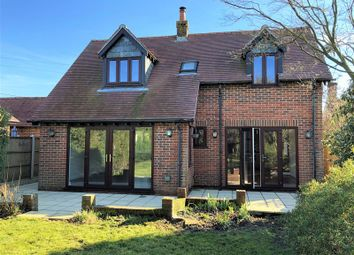 Thumbnail 3 bed detached house for sale in Tower Close, Chalbury, Wimborne
