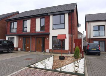 Thumbnail 2 bed end terrace house for sale in Nightingale Gardens, Leek